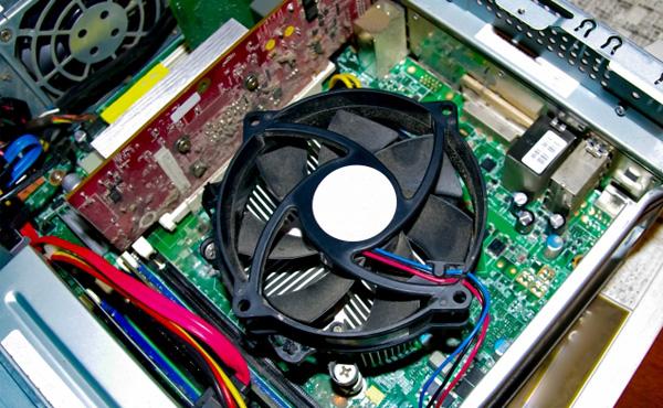 パソコンのファン